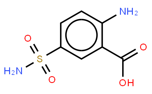 M10504 | 2-Aminobenzoic acid-5-sulfonamide