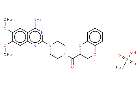 M10519 | Doxazosin mesylate