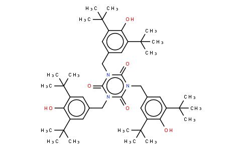 M10530   Tris(3,5-di-tert-butyl-4-hydroxybenzyl) isocyanurate
