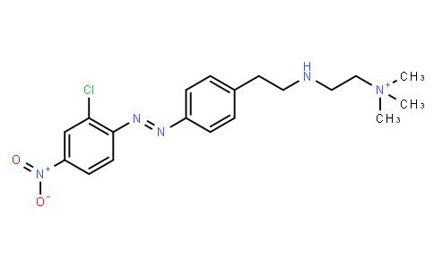 M10606 | [2-[[4-[(2-chloro-4-nitrophenyl)azo]phenyl]ethylamino]ethyl]trimethylammonium