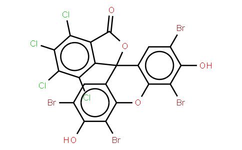 M10713 | 2',4',5',7'-TETRABROMO-3,4,5,6-TETRACHLOROFLUORESCEIN
