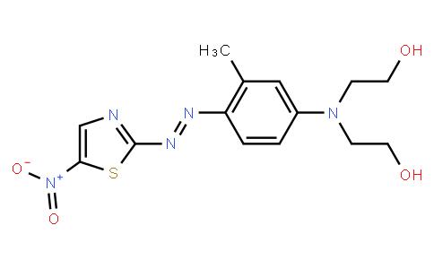 M10795 | 72987-42-9 | 2,2'-[3-methyl-4-(5-nitrothiazol-2-ylazo)phenylimino]bisethanol