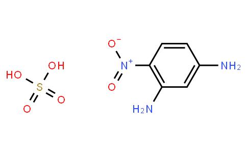 M10851 | 4-Nitro-1,3-phenylenediamine sulfate