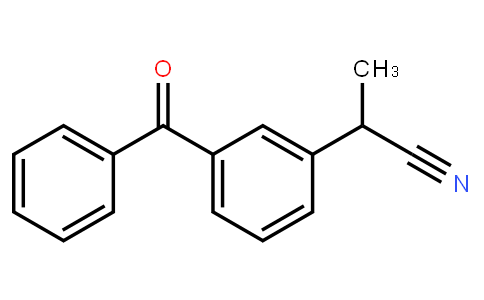 M10852 | 2-(3-Benzoylphenyl)propionitrile