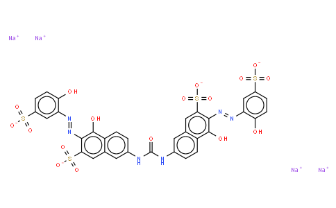 M10961   tetrasodium [mu-[[7,7'-(carbonyldiimino)bis[4-hydroxy-3-[(2-hydroxy-5-sulphophenyl)azo]naphthalene-2-sulphonato]](8-)]]dicuprate(4-)