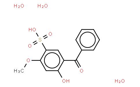 M11002 | 2-Hydroxy-4-methoxybenzophenone-5-sulfonic acid