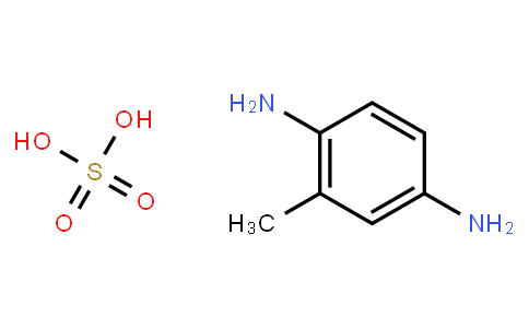 M11009 | 615-50-9 | 2,5-Diaminotoluene sulfate