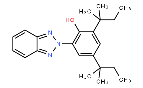 M11010 | 2-(2H-Benzotriazol-2-yl)-4,6-ditertpentylphenol
