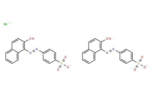 M11027 | barium bis[4-[(2-hydroxy-1-naphthyl)azo]benzenesulphonate]