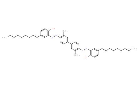 M11064 | 2,2'-[(3,3'-dimethyl[1,1'-biphenyl]-4,4'-diyl)bis(azo)]bis[4-nonylphenol]