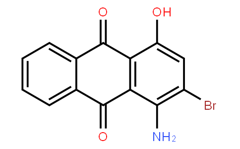 M11164 | 116-82-5 | 1-Amino-2-bromo-4-hydroxy-9,10-anthraquinone