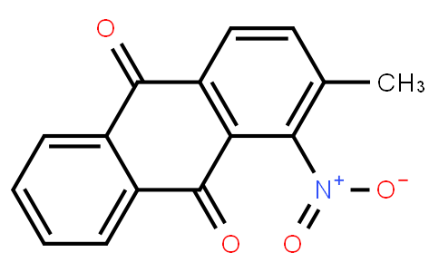 M11235 | 2-methyl-1-nitroanthraquinone