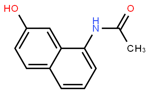 M11322 | N-(7-hydroxy-1-naphthyl)acetamide