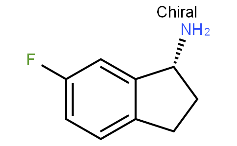 91111 - (1R)-6-fluoro-2,3-dihydro-1H-inden-1-amine | CAS 790208-54-7