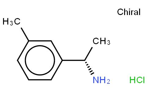 90718 - (1S)-1-(3-methylphenyl)ethanamine,hydrochloride | CAS 138457-18-8