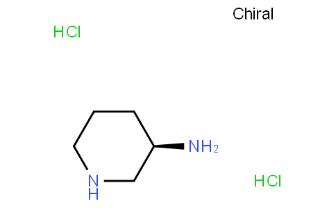 83126 - (3R)-piperidin-3-amine,dihydrochloride | CAS 334618-23-4