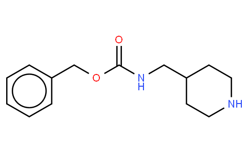 81804 - (Cbz-4-aminomethyl)piperidine | CAS 132431-09-5