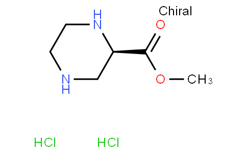 81818 - (R)-Methyl piperazine-2-carboxylate dihydrochloride | CAS 637027-25-9