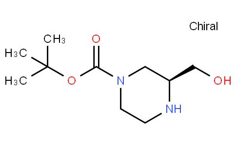 81825 - (S)-1-Boc-3-(Hydroxymethyl)piperazine | CAS 314741-40-7