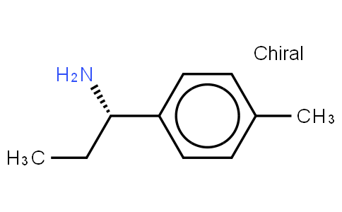 91105 - (S)-1-P-TOLYLPROPAN-1-AMINE-HCl | CAS 623143-32-8