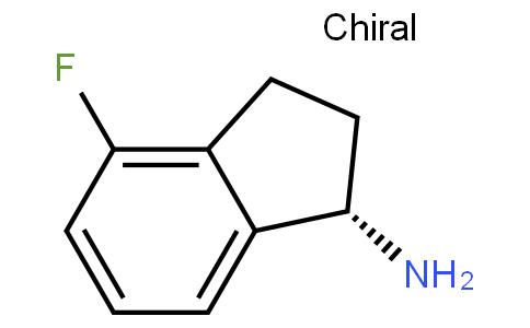 91115 - (S)-4-Fluoro-2,3-dihydro-1H-inden-1-amine | CAS 946053-90-3