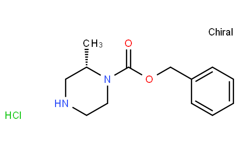 81813 - (S)-Benzyl 2-methylpiperazine-1-carboxylate hydrochloride | CAS 1217720-49-4