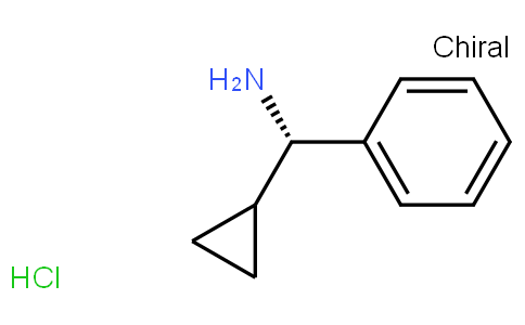 90730 - (S)-Cyclopropyl(phenyl)methanamine hydrochloride | CAS 844470-80-0