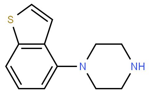 91704 - 1-(1-benzothiophen-4-yl)piperazine | CAS 846038-18-4