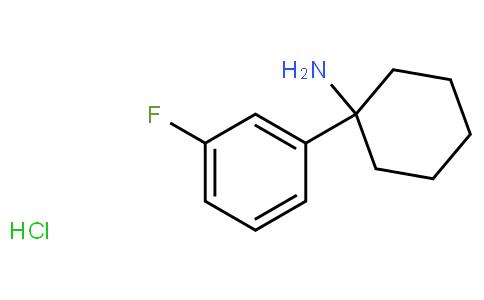 178221 - 1-(3-Fluorophenyl)-cyclohexanamine HCl | CAS 125802-18-8