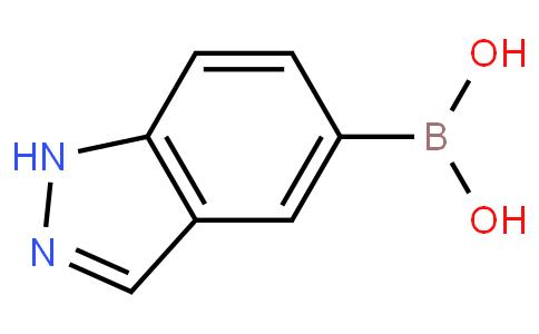 032503 - 1H-Indazole-5-boronic acid | CAS 338454-14-1