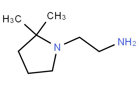 92201 - 2-(2,2-diMethylpyrrolidin-1-yl)ethanaMine | CAS 35018-16-7