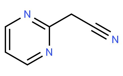 101903 - 2-Pyrimidineacetonitrile (9CI)   CAS 59566-45-9