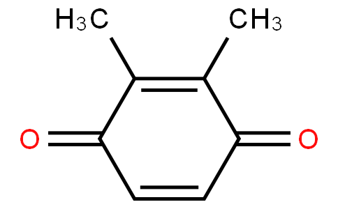 17011908 - 2,3-dimethyl-2,5-cyclohexadiene-1,4 dione | CAS 526-86-3