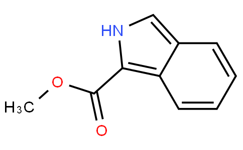 81003 - 2H-Isoindole-1-carboxylic acid methyl ester | CAS 56365-71-0