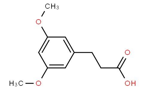 90703 - 3-(3,5-Dimethoxyphenyl)propionic acid | CAS 717-94-2