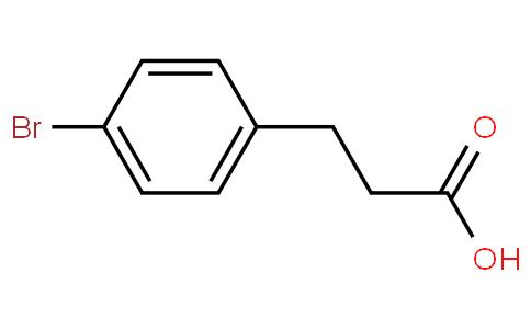 90708 - 3-(4-Bromophenyl)propionic acid | CAS 1643-30-7