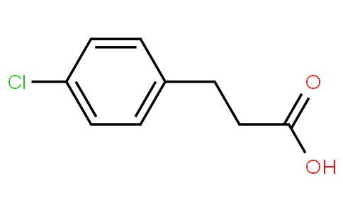 90615 - 3-(4-Chlorophenyl)propanoic acid | CAS 2019-34-3