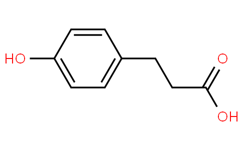 90608 - 3-(4-Hydroxyphenyl)propionic acid | CAS 501-97-3