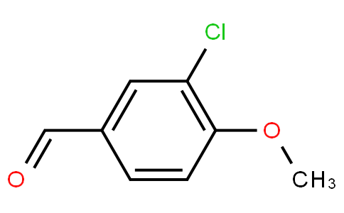 81004 - 3-Chloro-4-methoxybenzaldehyde | CAS 4903-09-7