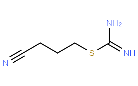 122519 - 3-cyanopropyl carbamimidothioate | CAS 500863-50-3