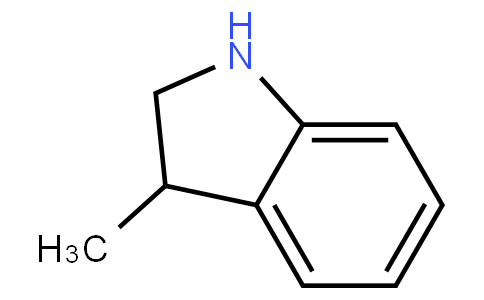 81943 - 3-methyl-2,3-dihydro-1H-indole | CAS 4375-15-9