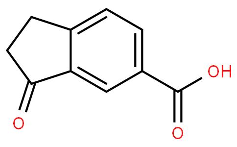 81936 - 3-oxo-1,2-dihydroindene-5-carboxylic acid | CAS 60031-08-5