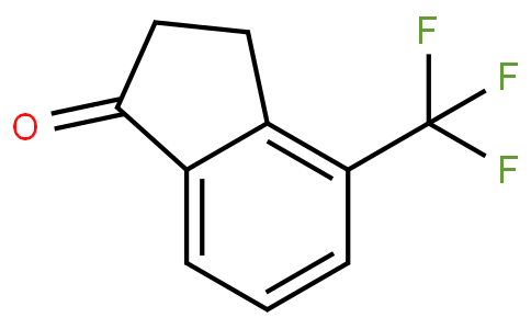 83103 - 4-(Trifluoromethyl)-1-indanone | CAS 68755-42-0