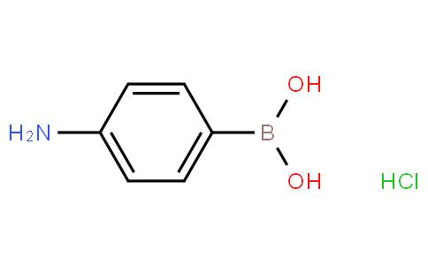 120701 - 4-Aminobenzeneboronic Acid Hydrochloride | CAS 80460-73-7