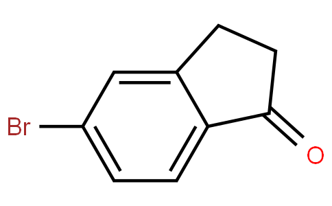 81926 - 5-bromo-2,3-dihydroinden-1-one | CAS 34598-49-7