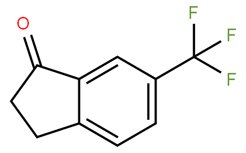 83104 - 6-(Trifluoromethyl)-1-indanone | CAS 68755-37-3