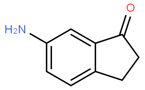 81928 - 6-Aminoindan-1-one | CAS 69975-65-1