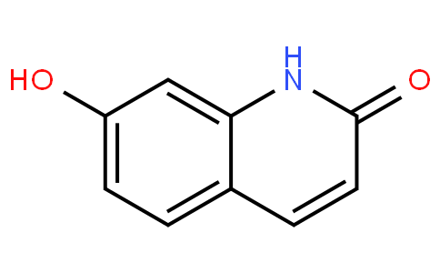91706 - 7-hydroxy-1H-quinolin-2-one | CAS 70500-72-0