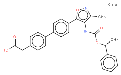 52765 - AM095 free acid | CAS 1228690-36-5