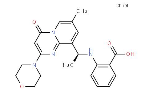17011901 - AZD6482 (S-isomer) | CAS 1173900-37-2